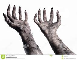 halloween clipart black background black hand of death the walking dead zombie theme halloween