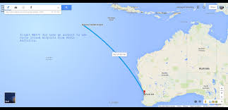 flight mh370 perth western australia indian ocean comes up on
