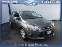 ford focus edition 2014 pre owned 2014 ford focus se 4d hatchback in los angeles 31152