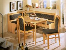 Kitchen Nook Furniture Set by Extraordinary Wood Kitchen Nook Ideas Best Image Engine Jairo Us