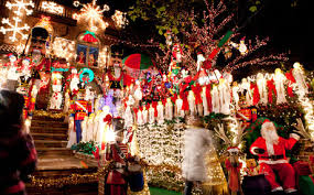 dyker heights brooklyn christmas lights christmas in nyc holiday lights tour