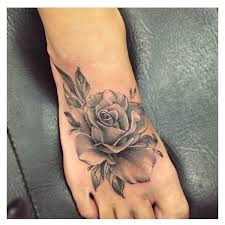 best 25 rose ankle tattoos ideas on pinterest women u0027s feminine