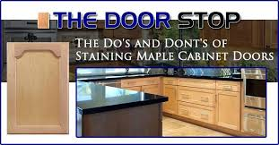 kitchen cabinet staining maple cabinet stain color maple maple kitchen cabinet stain colors