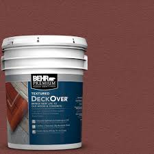 barn red exterior stain u0026 waterproofing paint the home depot