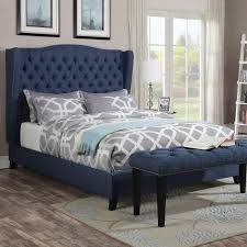 beautiful tufted headboard bed faye bed with button tufted