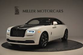 rolls royce wraith interior 2017 2017 rolls royce wraith black badge stock r429 for sale near
