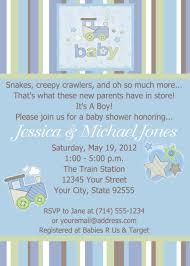 boy baby shower invitation wording dancemomsinfo