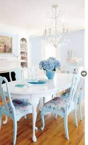Kitchen Accent Furniture Blue Dining Table Foter