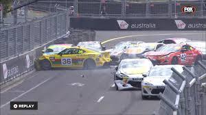 nissan motorsport australia jobs track jammed in toyota 86 race in sydney supercars
