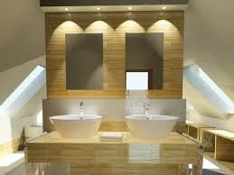 recessed bathroom lighting can lights in bathroom bathroom