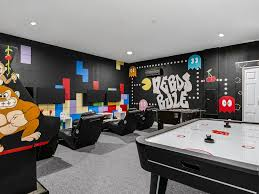 games for the bedroom xtreme wheelz com property image 1 8 bed villa with classic arcade games room kids bedroom 8 bed