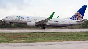 United Airlines Change Flight by United Airlines Is Powering A Flight With Garbage Fast