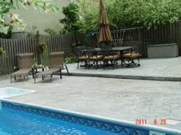 Paver Patio Nj Patio Bridge Nj Sted Concrete Brick Paver Patio Nj