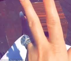 zolciak wedding ring zolciak praises husband kroy while wedding