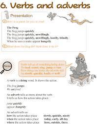 adverb lessons grammar grade 3 grammar lesson 6 verbs and adverbs
