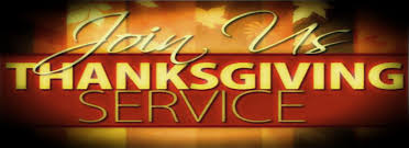 thanksgiving dinner and worship tuesday november 25 at 6 pm