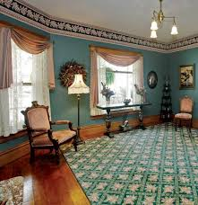 5 ideas for historic window treatments old house restoration lace curtains don t have to be overly fussy simpler arrangements can be had