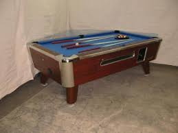 Valley Pool Table by Valley Cougar Commercial 7 U0027 Coin Op Bar Size Pool Table Model Zd 4