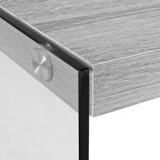 Wohnzimmertisch Transparent Couchtisch Glas Eiche Sagerau Sammlung Von Haus Design Und