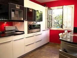 high tech kitchen design idea pictures