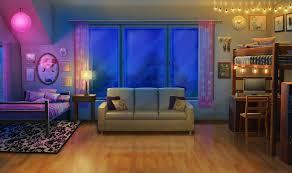 Blue Dorm Room Www Episodeinteractive Com Dcon Pv1 Back Int Bristols Dorm Room