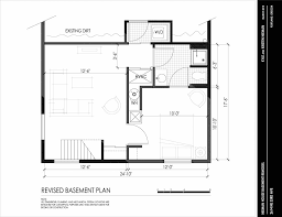 Simple Houseplans by Renew N House Plans With Basements Innovative Simple Floor