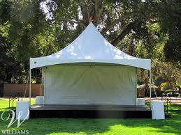 canopy rentals williams party rentals party rentals tent rentals and event