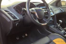 Ford Focus Interior Lights Not Working 2013 Ford Focus St Long Term Road Test Interior