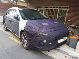 mitsubishi station wagon 2017 2017 hyundai i30 estate variant spotted in korea