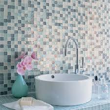 Grey Mosaic Bathroom Mosaic Tile Vanity Wall Bathroom Tile Ideas Sunset Mosaic
