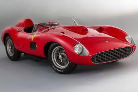 ferrari prototype 2016 retromobile 2016 auction legendary 1957 ferrari set to become