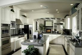 u shaped kitchen design with island 41 luxury u shaped kitchen designs layouts photos
