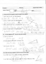 worksheet segment addition worksheet luizah worksheet and essay