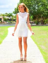 40 beautiful sleeveless for women white summer dresses
