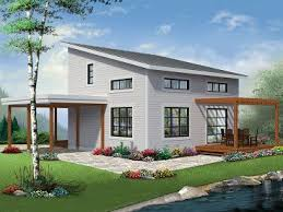 small contemporary house plans modern house plans the house plan shop