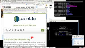 parallella quick start guide with gotchas rayhightower com