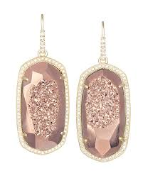 rose gold necklace earrings images Rose gold stud earrings kohls sale kendra scott fashion jewelry jpg