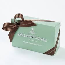 custom ribbon pearl green chest box w custom ribbon honolulu cookie company