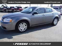 2013 used dodge avenger 4dr sedan se at landers ford serving
