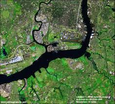Satellite Maps 2015 Satellite Image Philadelphia Pennsylvania Satellite Imaging Corp