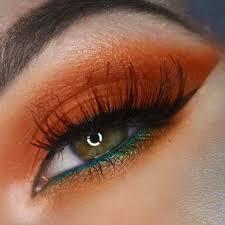 orange eyeshadow ideas best eyeshadow 2017