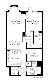 floor plans senate square apartments the bozzuto group bozzuto