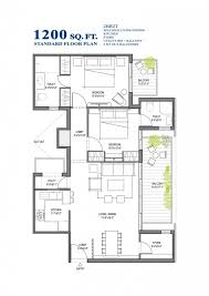 1200 sq ft modern house plan india house plans small duplex house
