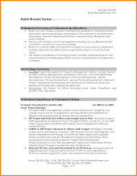 Resume Synopsis Example by What To Write In Resume Summary Resume For Your Job Application