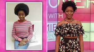 natural vs weave wendy williams show