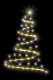 modern christmas clipart modern christmas tree 5