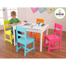 5 piece table and chair set 52 table chair sets for mocka belle kids table chair set