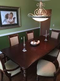 kincaid all wood keswick dining room set for sale dining room
