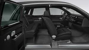 interior rolls royce ghost black rolls royce phantom hire herts rollers