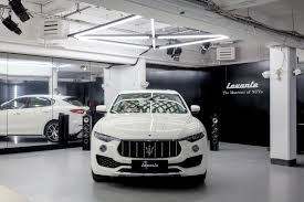 maserati levante white maserati uk adds petrol powered levante s to lineup
